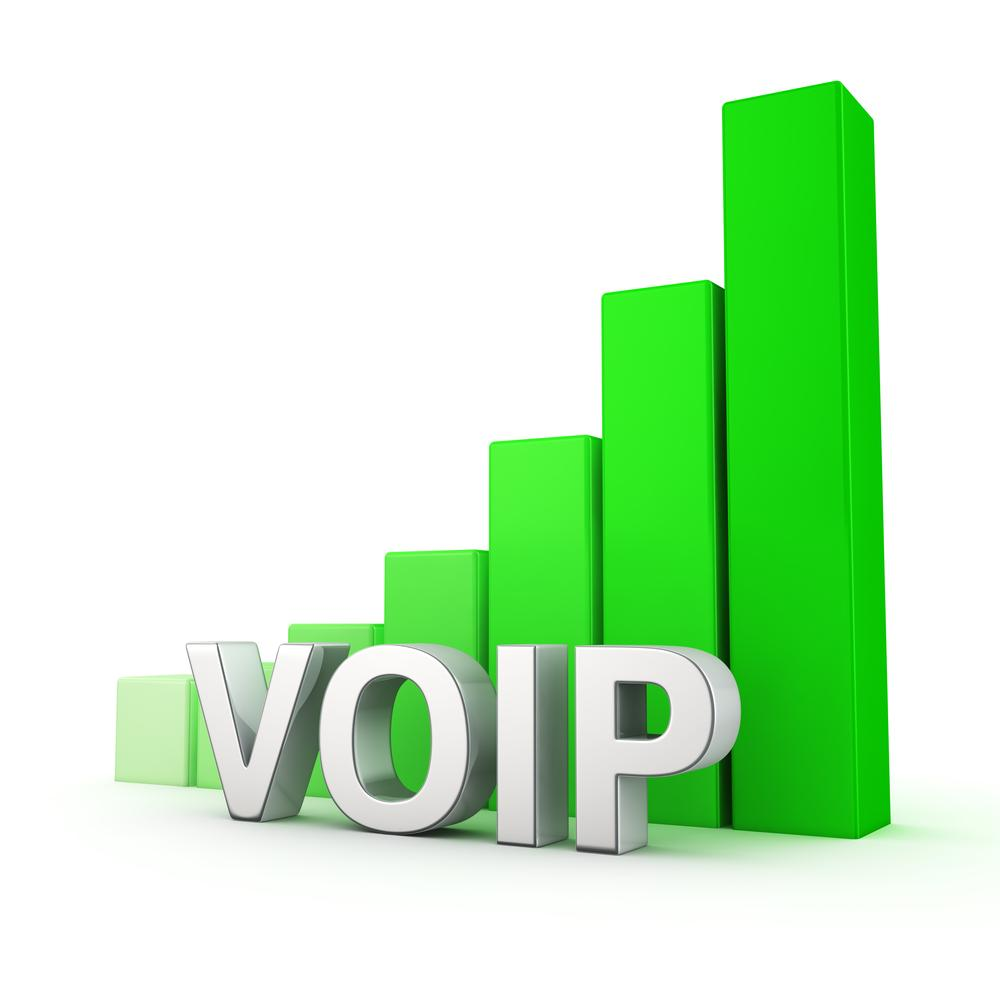 VoIP growth